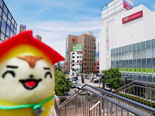 西武池袋線新宿線 所沢駅西口